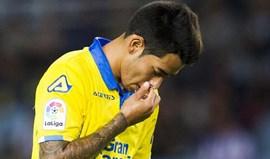Sergio Araújo volta a ser apanhado a conduzir sob efeito de álcool