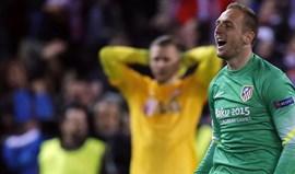 Oblak pode reforçar o Manchester City no verão