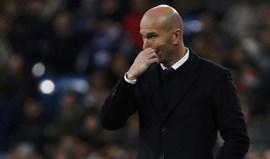 Começa a desenhar-se uma maldição à volta de Zidane