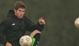 Gregory Garza: «Aprendi a jogar futebol no Sporting»