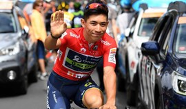 Tour Down Under: Caleb Ewan faz o 'tri'