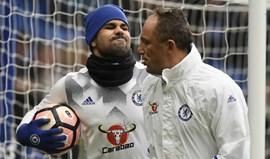 Chelsea: Diego Costa volta a ser opção na receção ao Hull
