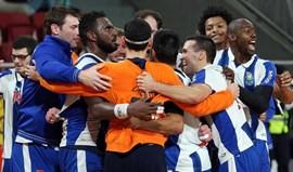 Golo nos últimos segundos dá vitória ao FC Porto em Fafe