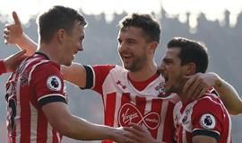 Southampton aplica chapa 3 ao campeão
