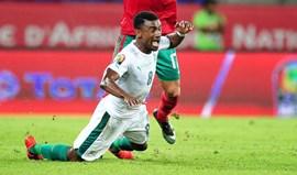 Salomon Kalou diz adeus à seleção da Costa do Marfim