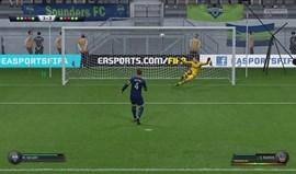 FIFA 17: Marque penáltis como Cruyff