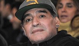 Diego Maradona revela quando começou a consumir droga