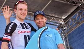 Nikias Arndt vence troféu Cadel Evans