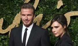 Victoria e David Beckham: Renovam votos de casamento
