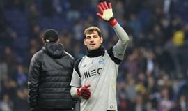 Casillas revela o seu futuro