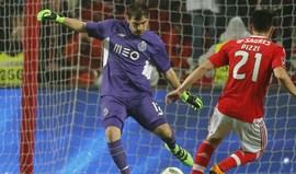 Casillas: «O Benfica é o Real Madrid e o FC Porto o Barcelona»