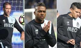 Todas as mexidas do FC Porto neste mercado de transferências