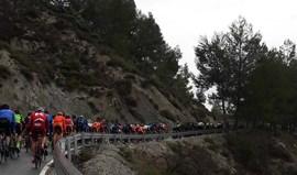 Volta à Comunidade Valenciana: Amaro Antunes em sexto na segunda etapa