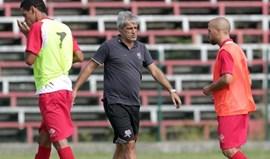 Horácio Gonçalves é o novo treinador do Felgueiras