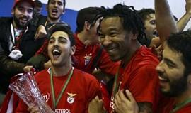 Benfica conquista a Taça Hugo dos Santos