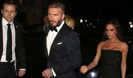 Beckham recusou pagar chantagem de mais de um milhão de euros