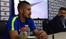 Benítez apresentado no Boca Juniors: «Vim porque não estava a jogar»