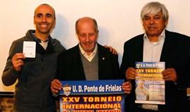 Torneio Ponte de Frielas:Manuel Fernandes honrado