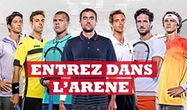 ATP Montpellier (França): resultados