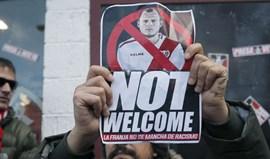 Liga espanhola vai apresentar queixa-crime contra adeptos do Rayo