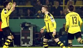 Borussia Dortmund avança na Taça