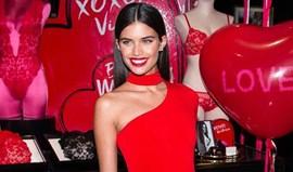 Sara Sampaio: O dia de São Valentim perfeito