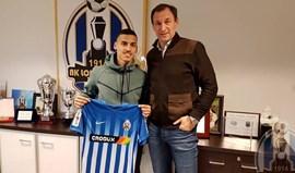 Chiquinho vendido ao Lokomotiv Zagreb