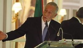 Marcelo Rebelo de Sousa envia condolências aos angolanos