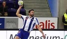 FC Porto perde na visita ao Midtjylland na Taça EHF