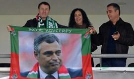 Adepto do Lokomotiv Moscovo em Setúbal por... Couceiro