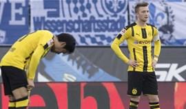 Marco Reus: «Derrota com o Darmstadt é inaceitável»