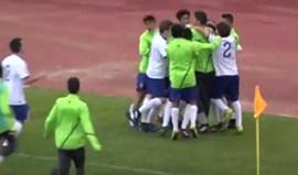Portugal vence Holanda no Torneio de Desenvolvimento da UEFA