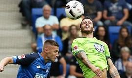 Wolfsburgo volta às vitórias frente ao Hoffenheim