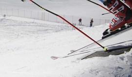 Catarina Carvalho terminou em 54.ª slalom gigante dos Mundiais de esqui alpino