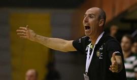 Sporting quer Carlos Resende