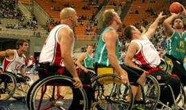 Centro Comercial de Alfragide apoia seleção nacional de basquetebol em cadeiras de rodas