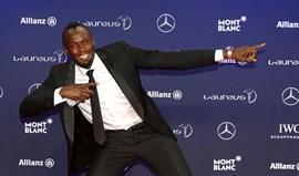 Laureus: Usain Bolt eleito o desportista do ano pela 4.ª vez