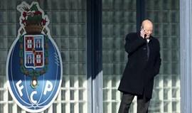 Pinto da Costa passa a deter 1,14% da SAD azul e branca