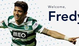 Fredy Montero regressa à MLS