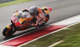 MotoGP: Márquez foi o mais rápido no primeiro dia em Phillip Island