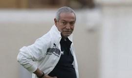 Qatar: Goleada (7-0) dá liderança a Jesualdo Ferreira