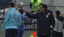 Nuno Manta Santos diz que jogo com o Boavista é mais uma final