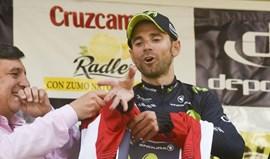 Volta à Andaluzia: Valverde volta a liderarpor... um segundo