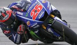 MotoGP: Viñales regista melhor tempo nos testes na Austrália