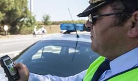 GNR detém 20 pessoas por condução sob efeito do álcool entre 6.ª feira e sábado