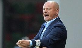 José Mota é o novo treinador do Aves