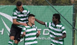 Sporting vence Barreirense e segue na frente