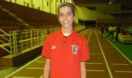 Filha de Albertina Machado bate recorde nacional juvenil nos 1.500 metros em pista coberta