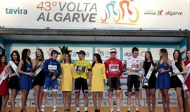 Volta ao Algarve: Líder da geral diz estar ansioso pela última etapa