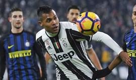 Até parece que a Juventus anda com medo: Alex Sandro faz novo alerta sobre o FC Porto